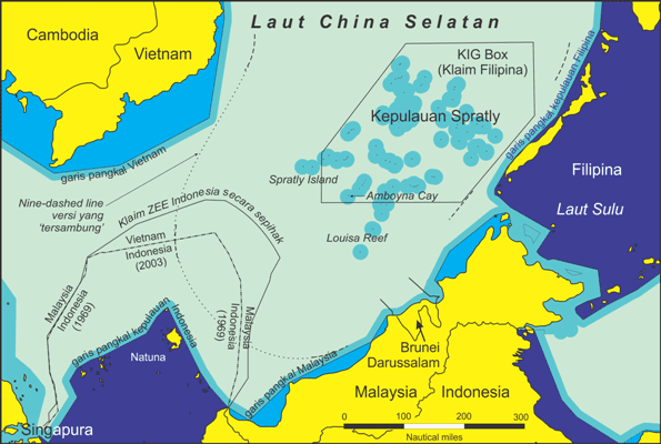 Menilik Perbatasan Indonesia-Filipina: Pulau Miangas - Politik Lipi